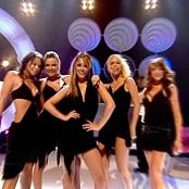 Girls Aloud Love Machine Live TOTP Saturday 2004 Video