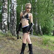 Silver Jewels Alice Cosplay Set 2 0578