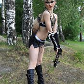 Silver Jewels Alice Cosplay Set 2 0644