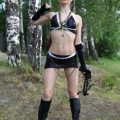 Silver Jewels Alice Cosplay Set 2 0648