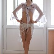 Silver Jewels Alice Dance Costume Set 1 0688