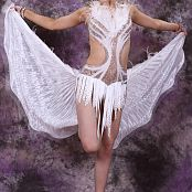 Silver Jewels Alice Dance Costume Set 2 0801