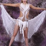 Silver Jewels Alice Dance Costume Set 2 0804