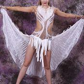 Silver Jewels Alice Dance Costume Set 2 0804