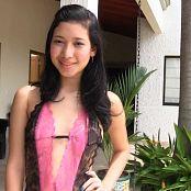 Luisa Herrera Pink and Black T Back TM4B HD Video 002 121017 mp4
