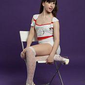 Silver Jewels Sarah White Stockings Set 6 2349