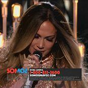 Jennifer Lopez Somos Una Voz 2017 MTV HD Video 171017 ts