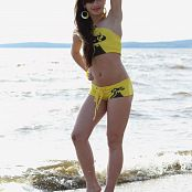 Silver Jewels Sarah Yellow Bikini Set 1 2463