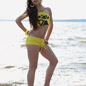 Silver Jewels Sarah Yellow Bikini Set 1 2517