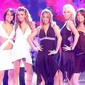 Girls Aloud Love Machine Live Record of The Year 2004 Video