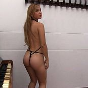 Luisa Henano Black Lingerie TM4B HD Video 007
