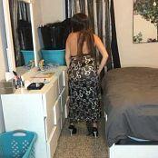 Kalee Carroll Sheer Dress Dance Tease Video 321 271017 mp4
