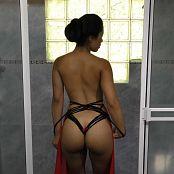 Luciana Model Sheer Red Lingerie TM4B HD Video 009 301017 mp4