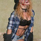 Madden Scare Crow Happy Halloween 216