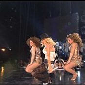 Christina Aguilera Cant hold us down 2007 Tour 201017 vob