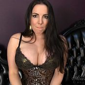 Goddess Alexandra Snow Feeling Lucky Edging Game 3 HD Video