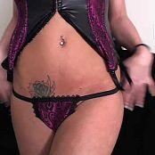 Nikki Sims Nikki Shows off Her Latex Corset from nikki sims 23 01 12 201017 mp4