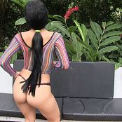 Clarina Ospina Striped Mini TM4B HD Video 013 mp4