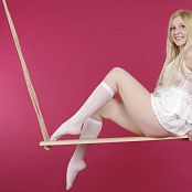 Silver Angels Vasilisa White Socks Set 1 008