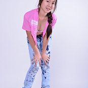 Silver Starlets Isabella Denim Jeans Set 1 380