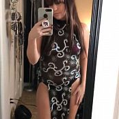 Kalee Carroll OnlyFans Sheer Dress Wig Video 141117 mp4