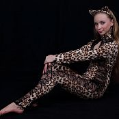 Silver Jewels Alice Leopard Set 3 334
