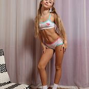 Silver Jewels Alice White Shorts Picture Set 3