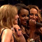 Sugababes Push The Button Live V Festival 2008 Video