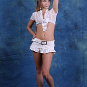 Silver Jewels Alice White Skirt Set 1 323