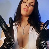 Goddess Alexandra snow Leather & Fur Trance HD Video