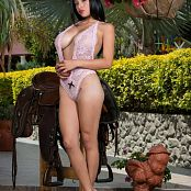 Pamela Martinez Deep V Cut TM4B Set 013 1715
