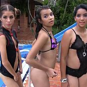 Sofia Sweety, Veronica Perez & Heidy Model Pool Fun Bonus LVL 2 YFM HD Video 237