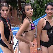Sofia Sweety, Veronica Perez & Heidy Model Pool Fun Bonus LVL 2 YFM HD Video 237
