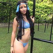 Clarina Ospina Egyptian Princess TM4B HD Video 004 261117 mp4