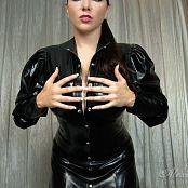Goddess Alexandra Snow Latex Tease JOI HD Video 231117 mp4