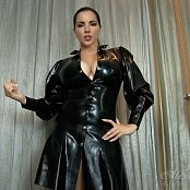 Goddess Alexandra Snow Latex Tease JOI HD Video