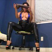 Goddess Sandra Latina Whoring You Out To Nigger Dick Video 231117 mp4