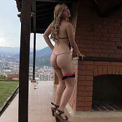 Luisa Henano Pink Bikini Lingerie TCG HD Video 001 031217 mp4