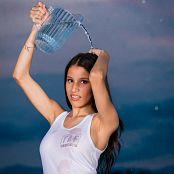Britney Mazo Wet Tank Top TCG Set 001 184