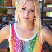 TeenMarvel Lili Rainbow Mesh 566