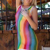 TeenMarvel Lili Rainbow Mesh 584