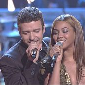 Beyonce Justin Timberlake Aint Nothing Like The Real Thing 090908 Fashion Rocks 231117 mpg