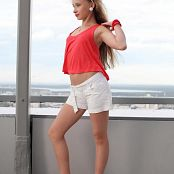 Silver Jewels Alice Red Top Set 1 382