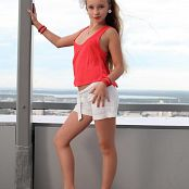 Silver Jewels Alice Red Top Set 1 391