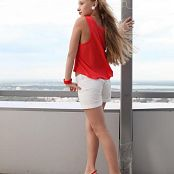 Silver Jewels Alice Red Top Set 1 445