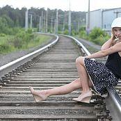 Silver Jewels Alice Railway Set 1 446