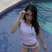 Natalia Marin Wet T Shirt TCG 4K UHD & HD Video 001