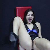 May Model Striptease HD Video 158