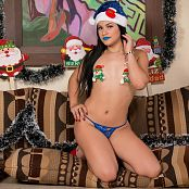 Kim Martinez Ready For Christmas TCG Picture Set 001