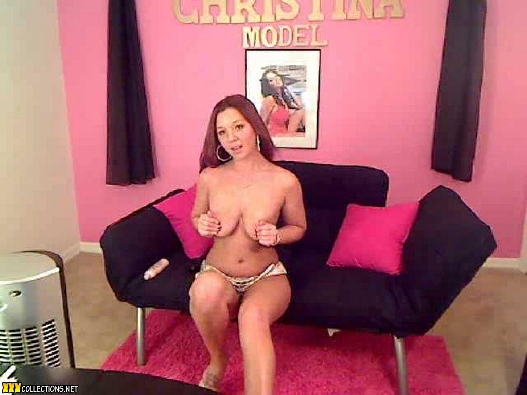 Christina model dance 29